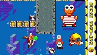 Koopa Must Die! • Super Mario World ROM Hack (SNES/Super Nintendo)