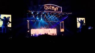 Quimby - Most múlik pontosan (Budapest, Aréna, 2016.11.26.)