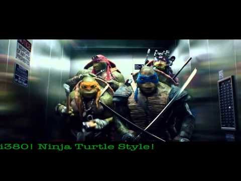 Teenage Mutant Ninja Turtles Elevator Scene Remix with the Vci380!