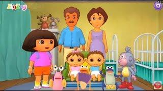 דורה והמשפחה