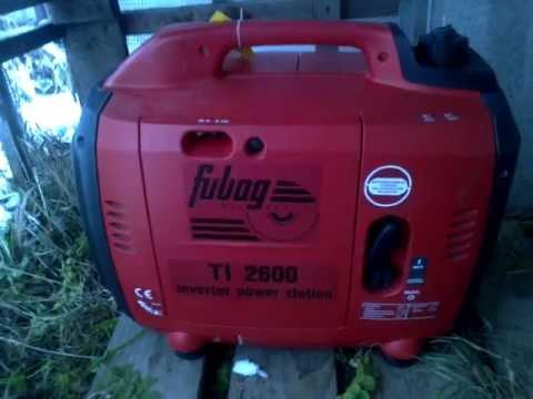 25 дек 2015. Http://anytool. Ru/invertornyj-ciphrovoj-generator-fubag-bs-1000-i. Html fubag bs 1000 i — это цифровой инверторный генератор способный.