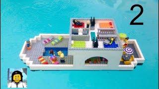 Como Construir um Cruzeiro de Lego - parte 2
