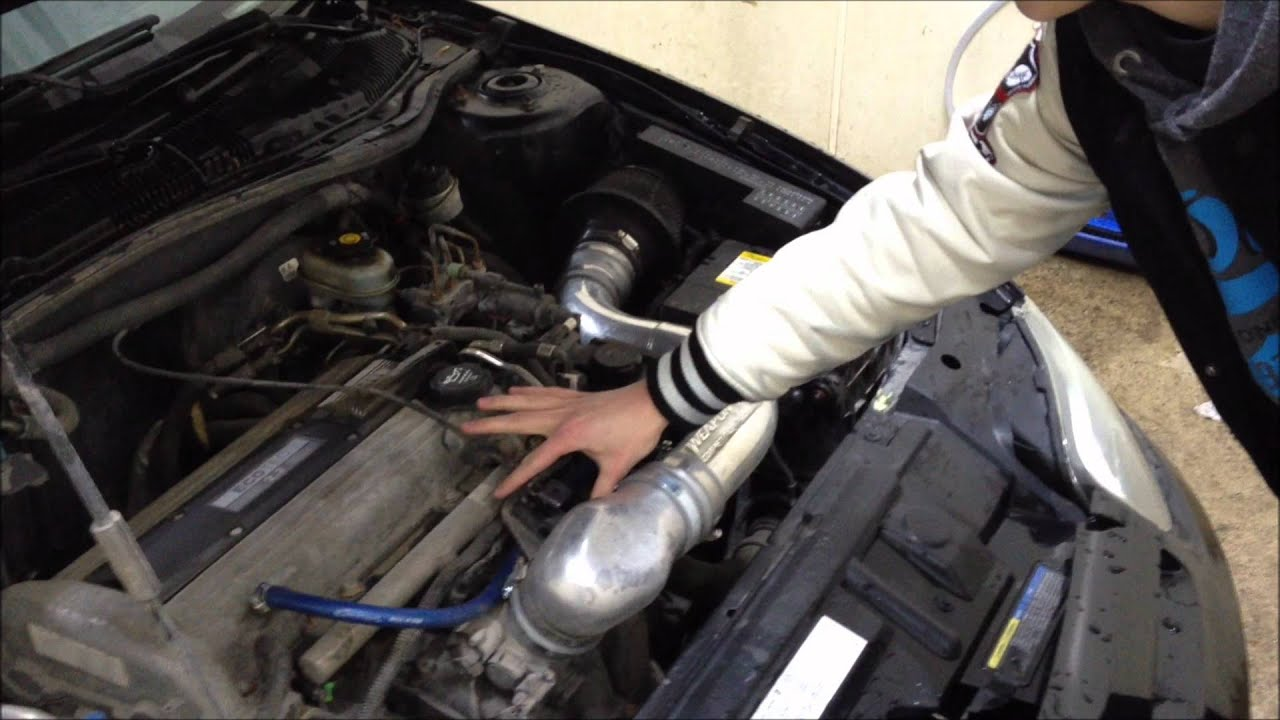 2004 Chevy Cavalier 2 2l Ecotec Youtube