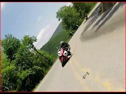 GoPro- Superbikes vs. The Mountain: West Virginia