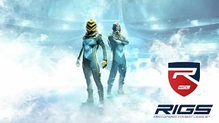 RIGS Mechanized Combat League Ps4 Demo (Пробую играть)