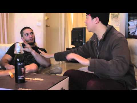 When an Asian visits a Wog family [BLOOPERS] & Jay Park tickets! - vlog #67