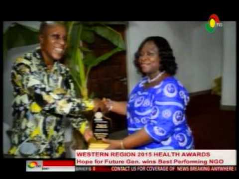 News360 - Hope for future Gen. wins best performing NGO - 27/2/2016