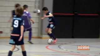 3 Zidane tricks - Soccer school Joga Bonito - Ilyas Zaidan (HQ)