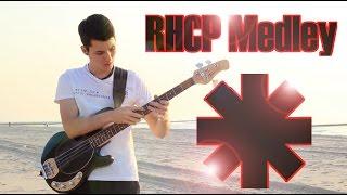 Red Hot Chili Peppers - Bass Arrangement Medley