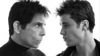 Justin Bieber Stares Down Ben Stiller For Zoolander 2
