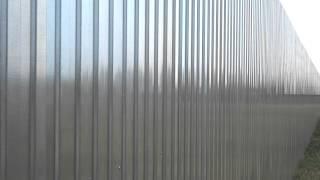 Металлический забор  Как сделать забор из металлопрофиля  Часть 1 из 4(Металлический забор. Как сделать забор из металлопрофиля. Часть 1 из 4 Канал стройка Самостоятельная органи..., 2015-09-05T16:32:26.000Z)
