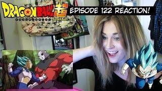 VEGETA VS JIREN! Dragon Ball Super Episode 122 REACTION! thumbnail