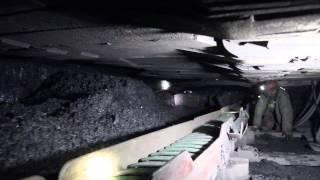 Технології в дії: очисний комбайн УКД-400 в роботі під землею