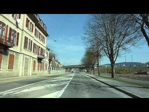 Switzerland 193 (Camera on board): La Chaux-de-Fonds, Le Locle (NE)
