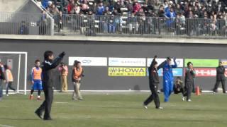 マリノスファン感2011~木村監督FK