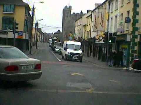 Athy Town, Co. Kildare, Ireland