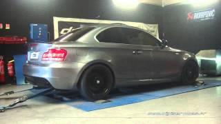 BMW 120d 177cv Reprogrammation Moteur @ 216cv Digiservices Paris 77 Dyno