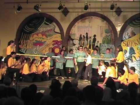 Hayward Generation - on stage @ Hayward School