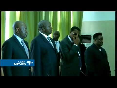 President Zuma off to DRC