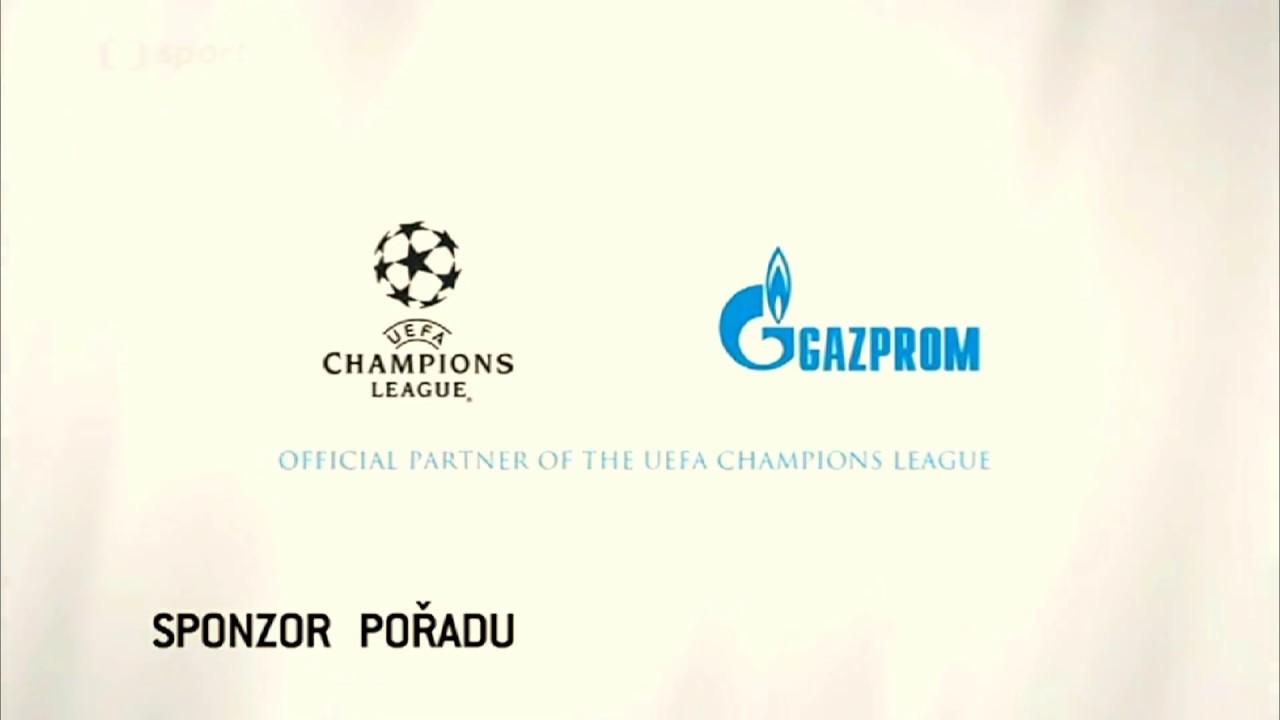 UEFA Champions League 2017 2018 Intervalo HD Gazprom CZ