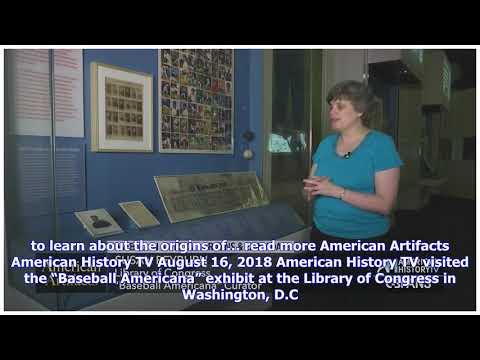 Baseball In America - Origins Of The Modern Game