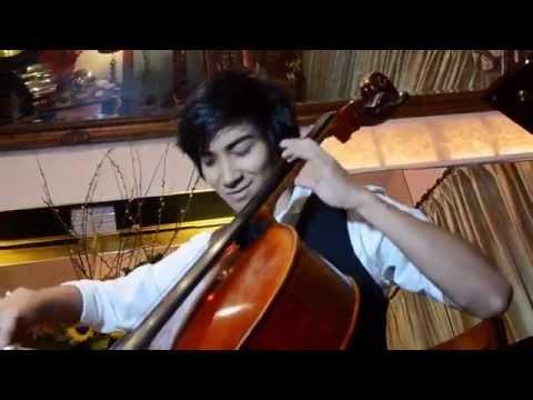 BACH Cello Suite No. 1 Prelude -MATTHEW John