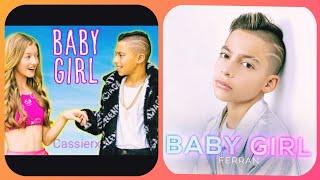 Baby Girl song Ferran | lyrical video