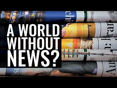 The Gresham Special Lecture 2017 'A World Without News?' - A