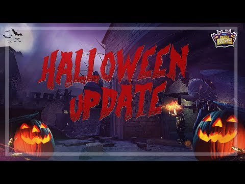 CSGO Huge Cobblestone Changes and Ghost Halloween Event