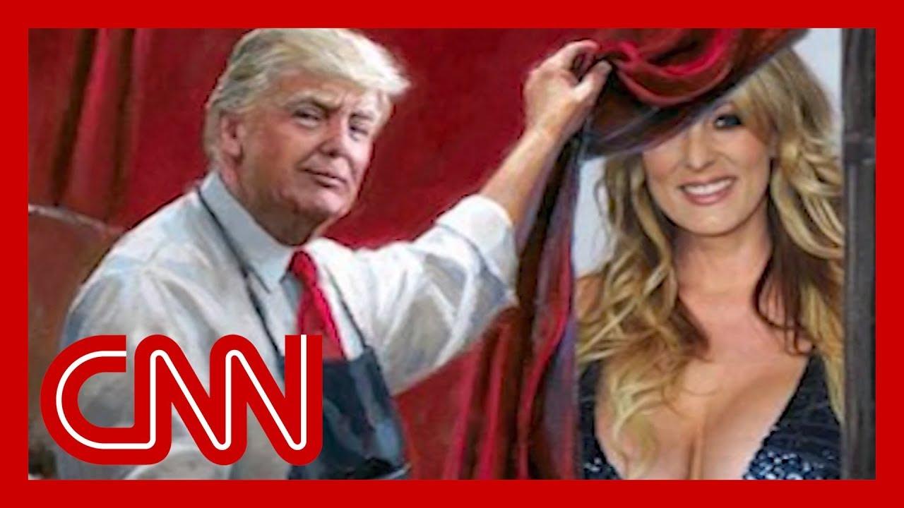 CNN:Critics deface Trump 'Masterpiece'