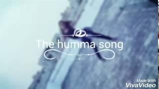 HUMMA SONG|OK JAANU|Choreography by Muskan Dhawan