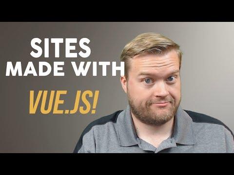 Do People Use Vue.js To Make Websites?