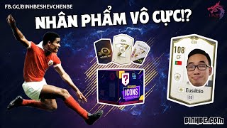 FIFA Online 4 | Khô máu với gói may mắn icon - mở ra siêu nhân top 1