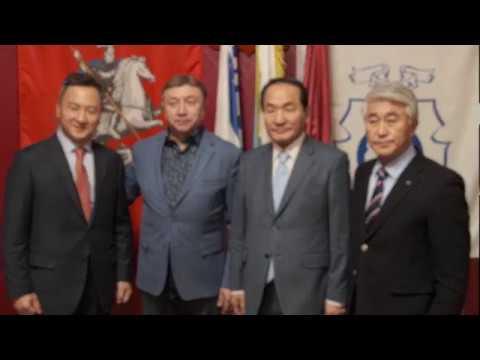 Федерация самбо Кореи и Оргкомитет Чемпионата мира по самбо 2019 посетили «Самбо 70»