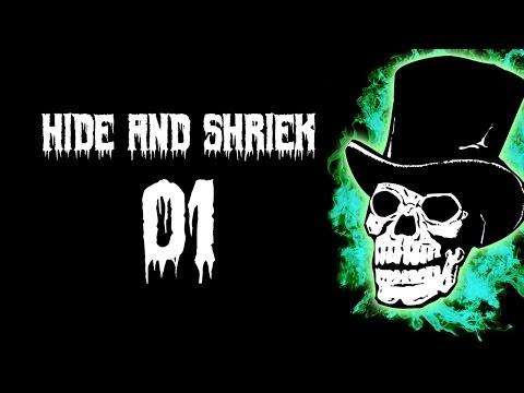 Hide and Shriek - Part 1 (HALLOWEEN APPROACHES - Let's Play PC Gameplay Walkthrough)