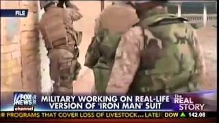 Military Working On Real Life Version of