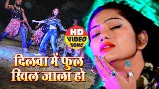2018 का सबसे प्यारा VIDEO SONG 2018 - दिलवा में फूल खिल जाला हो - Bhagwat Ravi - Bhojpuri New Song