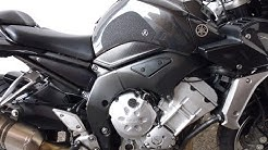 Yamaha FZ1 Fazer Coolant change