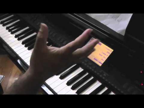 Secret Tritone Harmony - Piano
