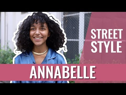 STREET STYLE — ANNABELLE (A.I.M)