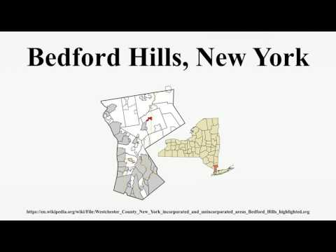 Bedford Hills, New York