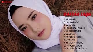 NISSA SABYAN   Lagu Sholawat TOP Terbaru Dari SABYAN Spesial Ramadhan 2018