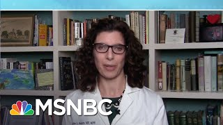 First U.s. Er Physician Dies From Covid-19 | Mtp Daily | Msnbc