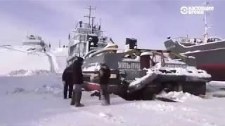 Неизвестная Россия Полная выморозка на Лене