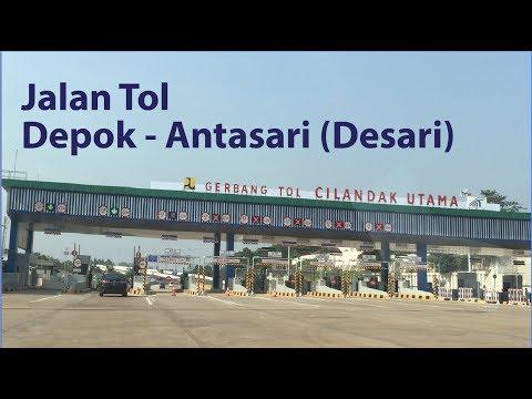 Jalan Tol Depok - Antasari (Desari) Dan JLNT Antasari