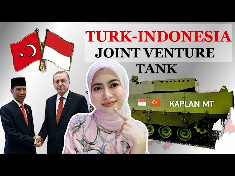 Indonesian Reaction Kaplan MT Tank   Turkey - Indonesia Tank