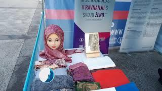 International Women's Day celebrated in Slovenia