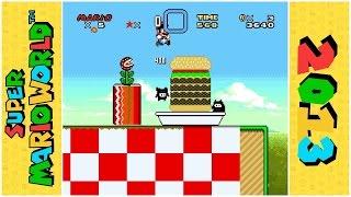 Picnic Hills | Super Mario World Hack