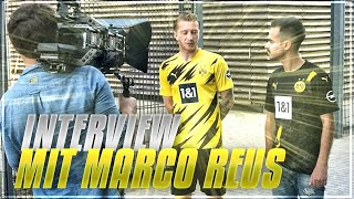 INTERVIEW mit MARCO REUS !! 😱🔥
