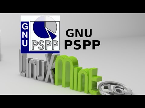 GNU PSPP For Linux Mint ( Ubuntu) :  A Free & Open Source Alternative To IBM SPSS